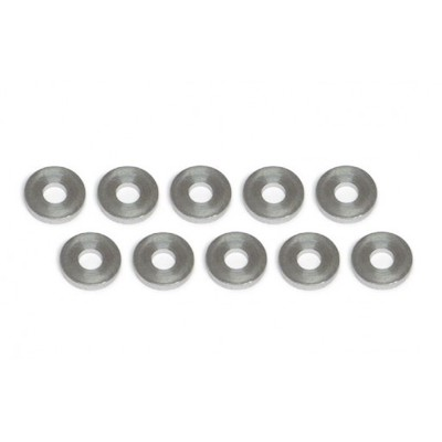 SIPA51 Slot.it Set of Spacers for Hubs and Bushings 1mm, 10/pk