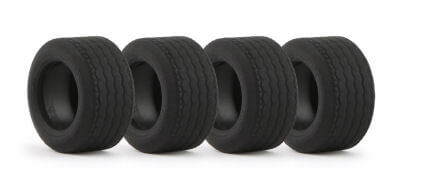 PPT1219C1 Policar F1 C1 Compound Tires Rear 16x11.7mm, 4/pk