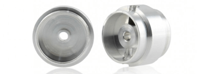 PWH1234-Al Policar Wheels, Hubs, Alum, Rear 2x16x11.7mm, 2/pk