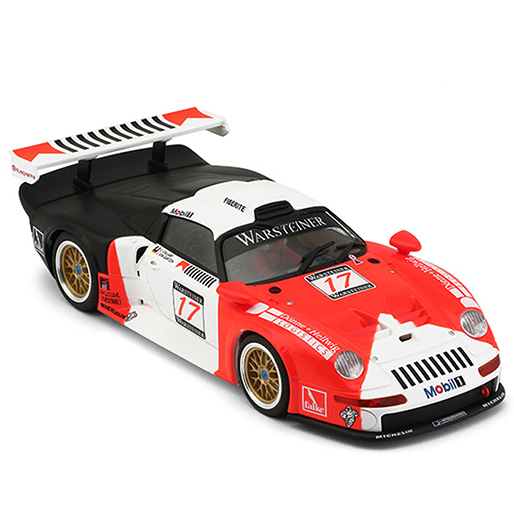 RevoSlot RS0091 Porsche 911 GT1 Marlboro, No.17 Black Edition