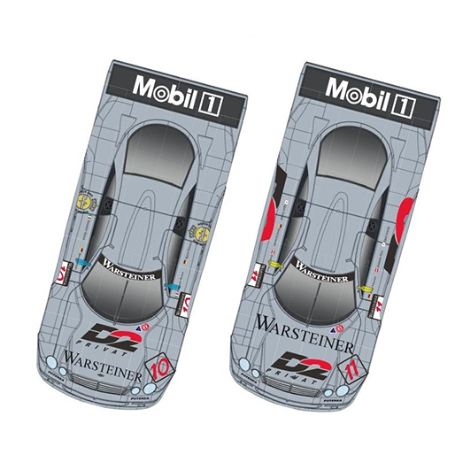 RevoSlot RS0095 Mercedes CLK GTR D2 Twin Pack