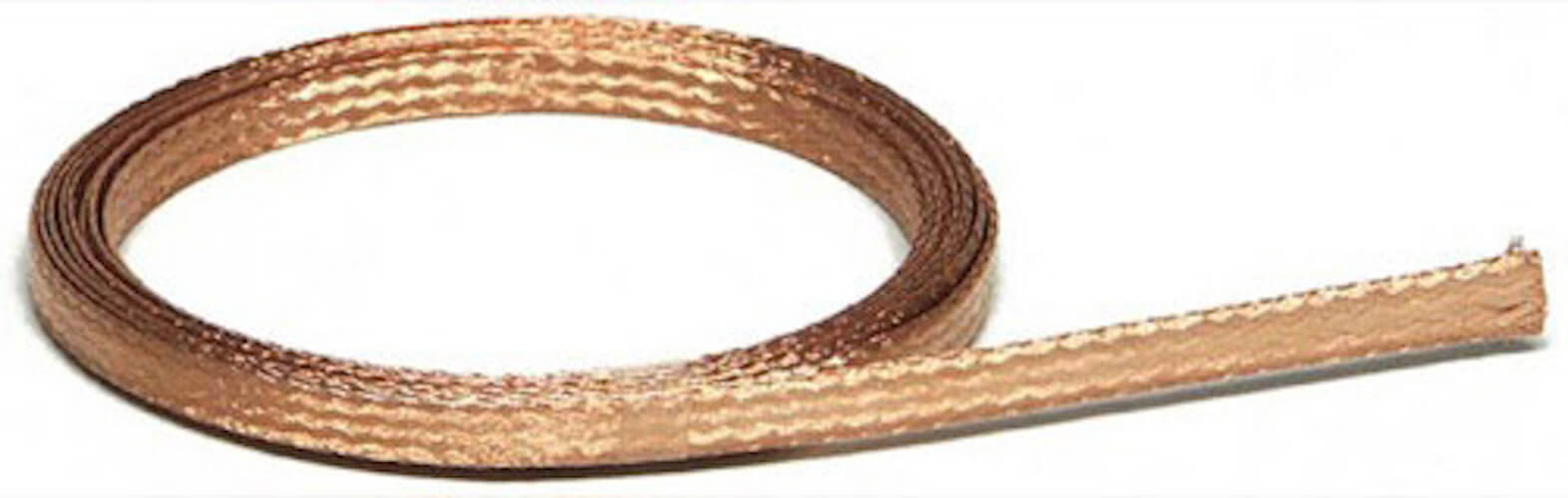 SCC CB-00100 Copper Racing Braid