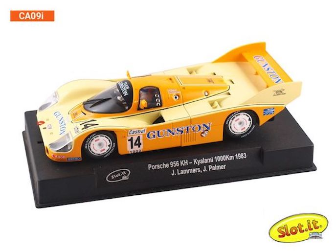 SICA09I Slot.it Porsche 956KH, No.14, Kyalami 1000km 1983