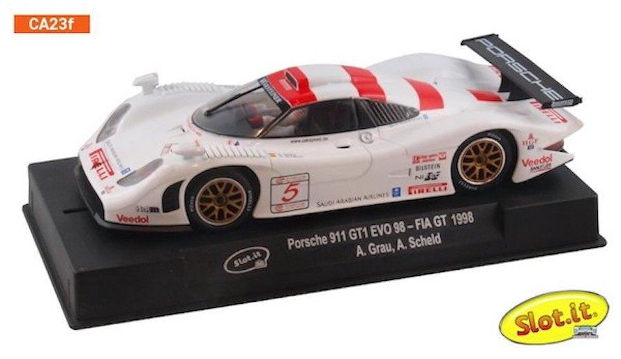 "64103 Porsche GT3 Lechner Racing /""Carrera Race Taxi/"" Carrera GO!!"