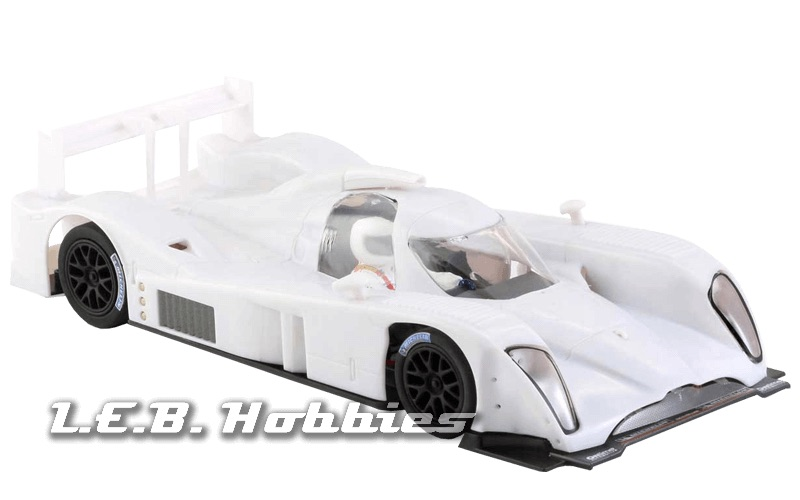 SICA31Z-2 Lola Aston Martin DBR1 Undecorated White Kit Inline