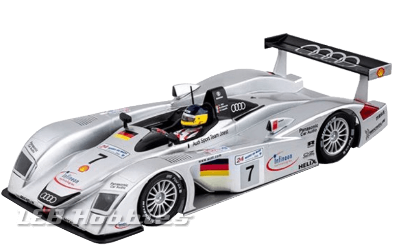 SICA33C Slot.it Audi R8 LMP, No.7, Le Mans 2000