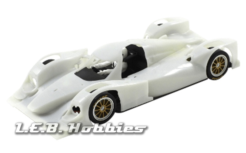 SICA39Z Slot.it Lola B12/80 - White Kit