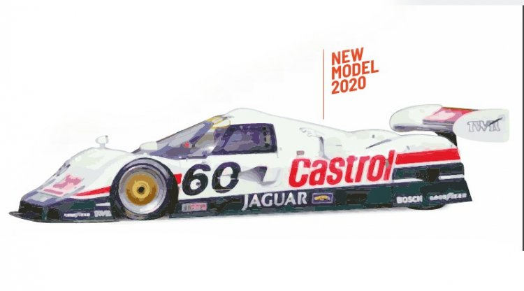 Slot.it SICA42A Jaguar XJR10 No.60 IMSA