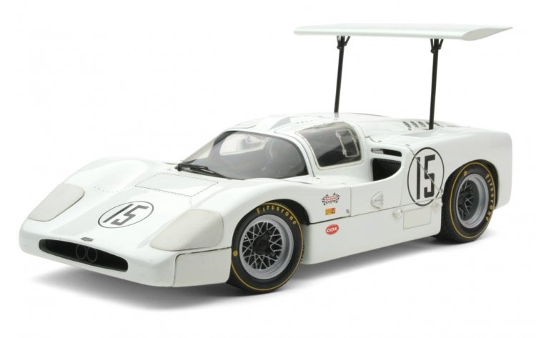 Slot.it SICA46A Chaparral 2F, No.15, 24H Daytona 1967