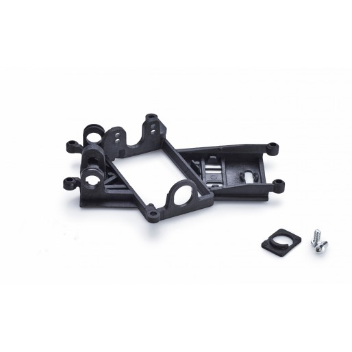 SICH117 Slot.it Anglewinder Motor Mount 0.0mm Offset EVO6 Hard