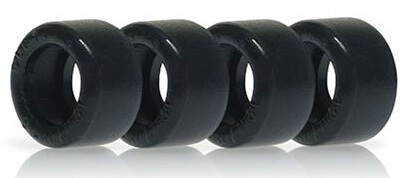 SIPT1207-F22 Slot.it F22 Rubber Slick Tires 10.2mm wide, 4/pk