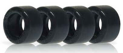 SIPT1207-N18 Slot.it N18 Rubber Slick Tires, 4/pk