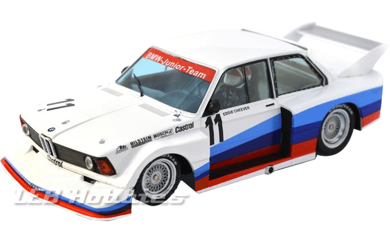 SW58B Racer Sideways BMW 320 Gr.5 BMW Jr. Team DRM 1977, No.11