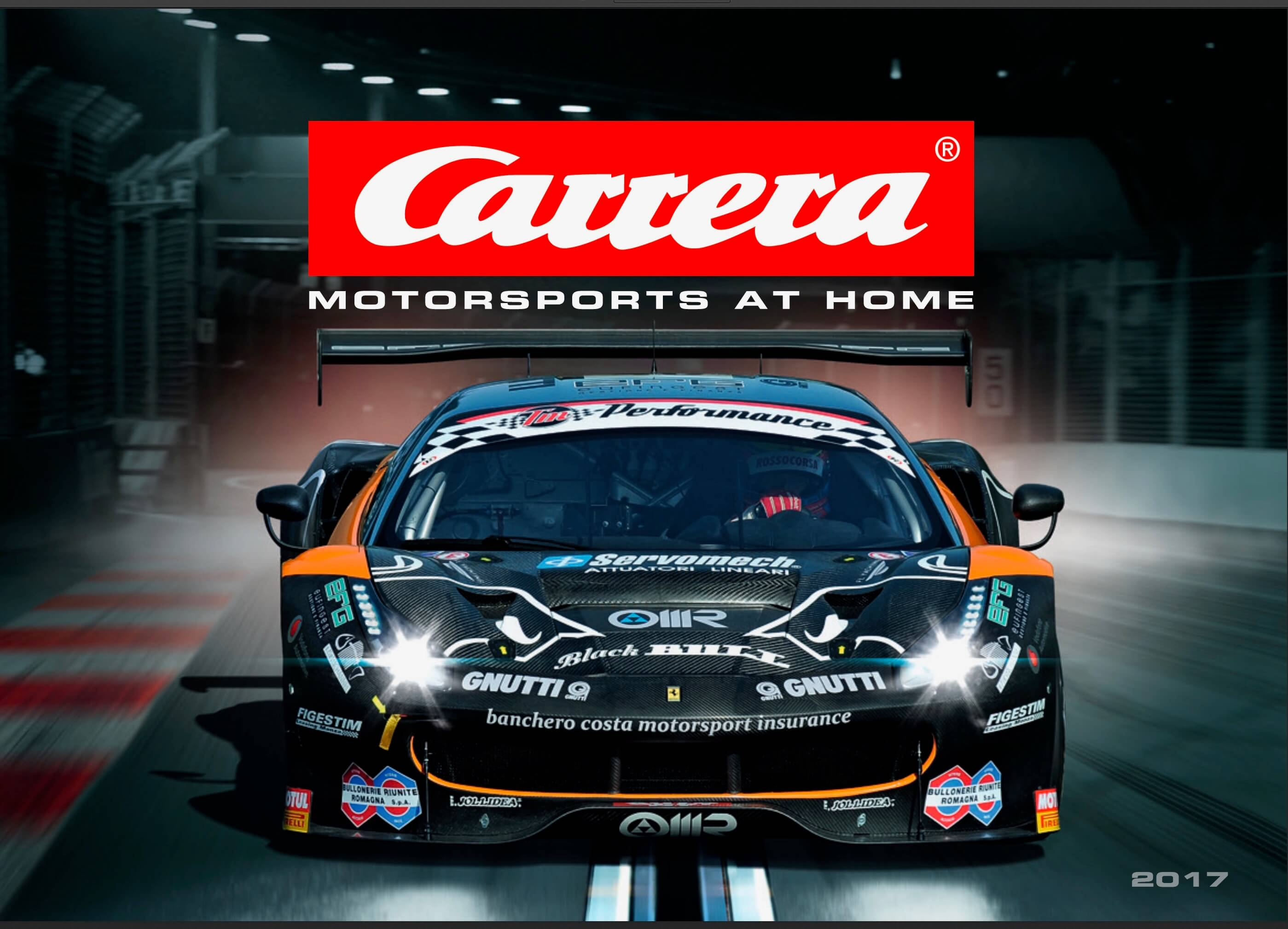 71251 Carrera 2017 Product Catalog