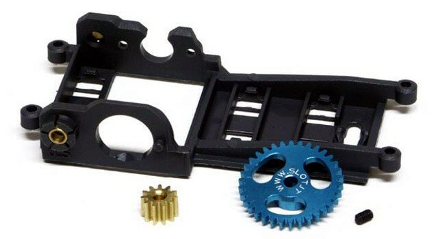 SIKK13B Slot.it Motor Mount Sidewinder Conversion Kit 0.5 Offset