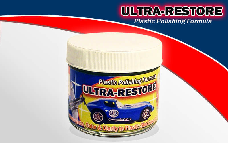 Innovative Hobby Supply PR-2010 Ultra-Restore Plastic Polish