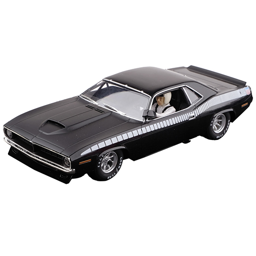 SCX Plymouth Trans Am AAR Cuda 1970 Black Velvet Limited Edition