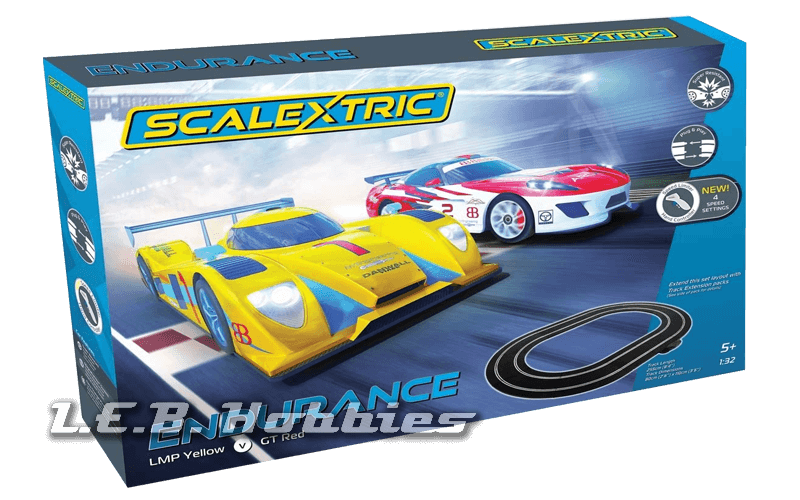 C1399T Scalextric Endurance Set