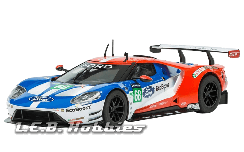 C3857 Scalextric Ford GT GTE Le Mans 2017 No.68