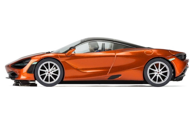 C3895 Scalextric McLaren 720S - Azores Orange