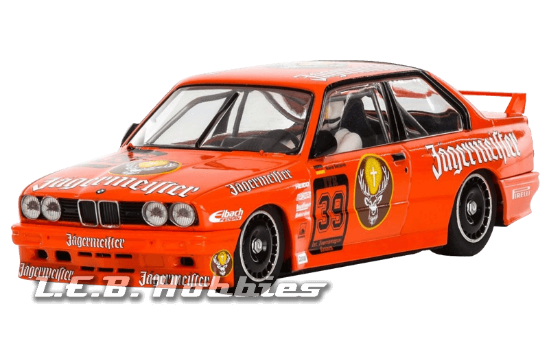 C3899 Scalextric BMW M3 E30 Nürburgring 1988 Mario Ketterer