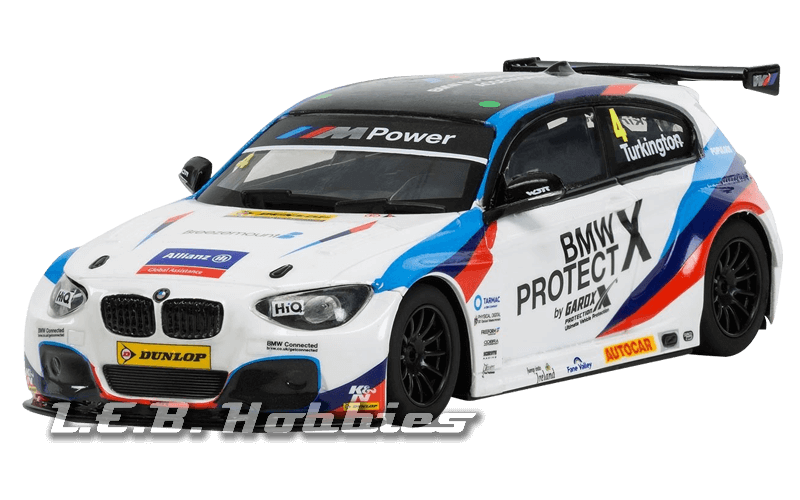 C3920 Scalextric BMW Series 1 NGTC, BTCC 2017 Colin Turkington