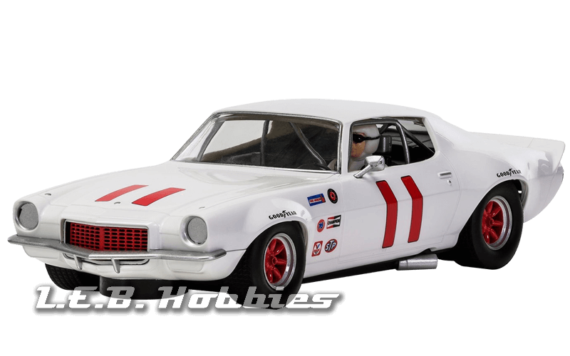C3922 Scalextric Chevrolet Camaro Historic Trans Am 2016