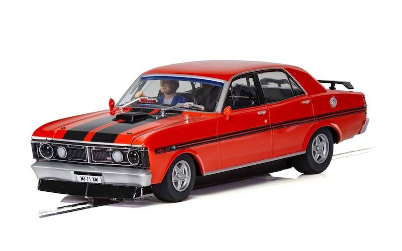 C3937 Scalextric Ford XY Falcon - Candy Apple Red