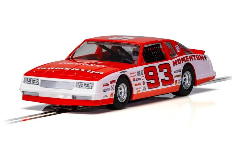 C3949 Scalextric Chevrolet Monte Carlo 1986 No.93, Red