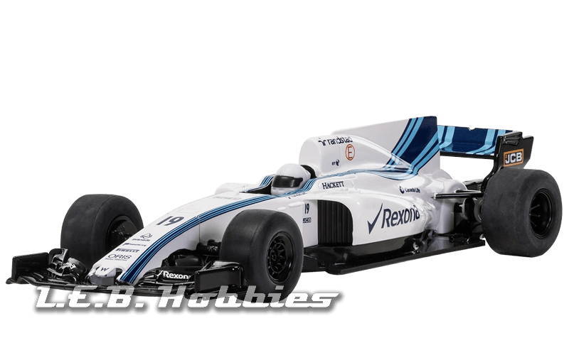 C3955 Scalextric Williams FW40 Car, 2017, Felipe Massa