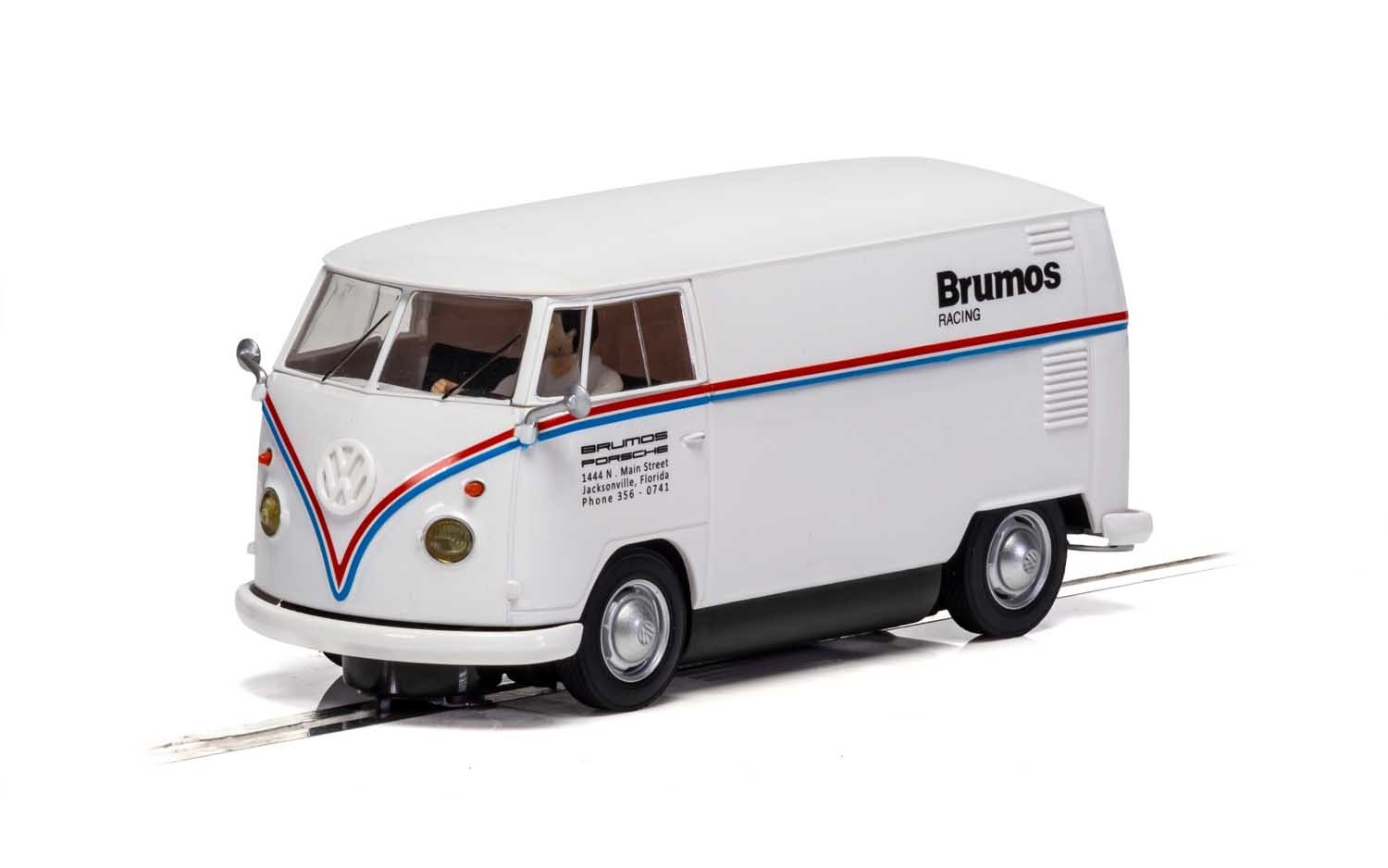 C4086 Scalextric VW Panel Van T1b, Brumos Racing