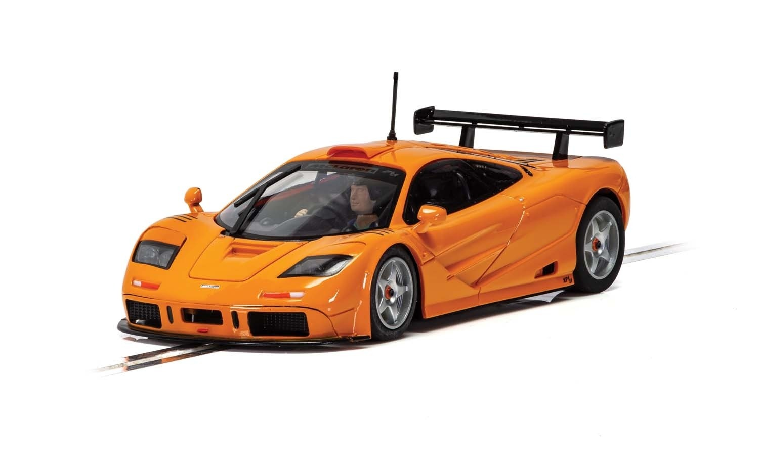 C4102 Scalextric Mclaren F1 GTR, Papaya Orange