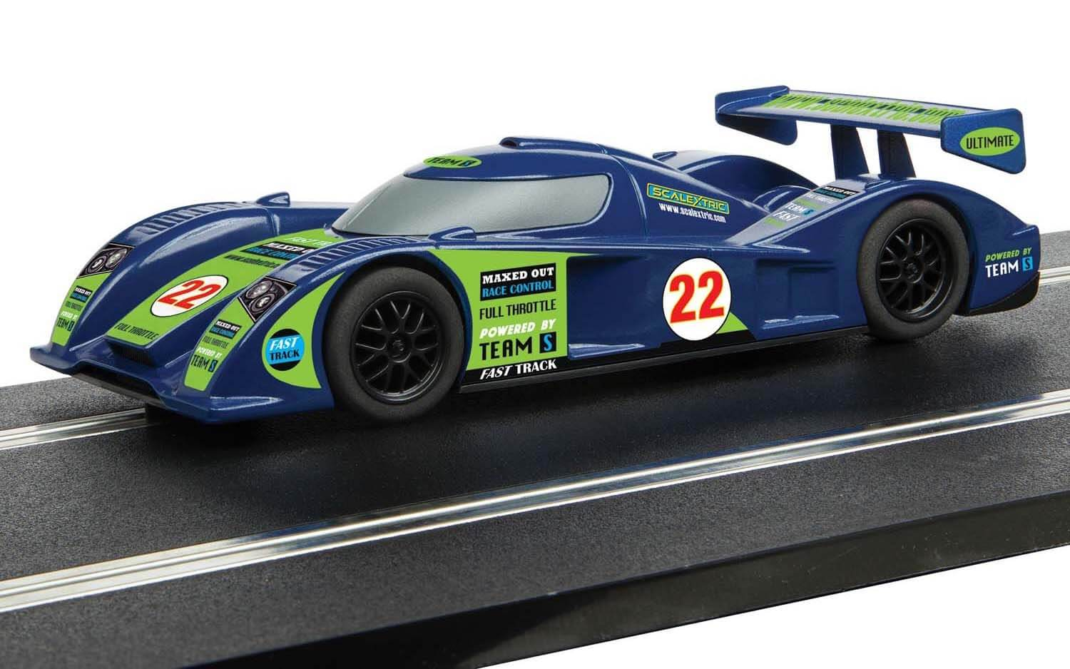 C4111 Scalextric Start Endurance Car - 'Maxed Out Race Control'