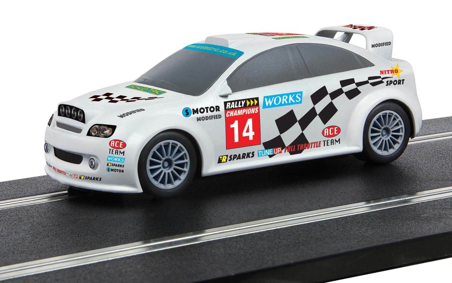 C4116 Scalextric Start Rally Car - 'Team Modified'