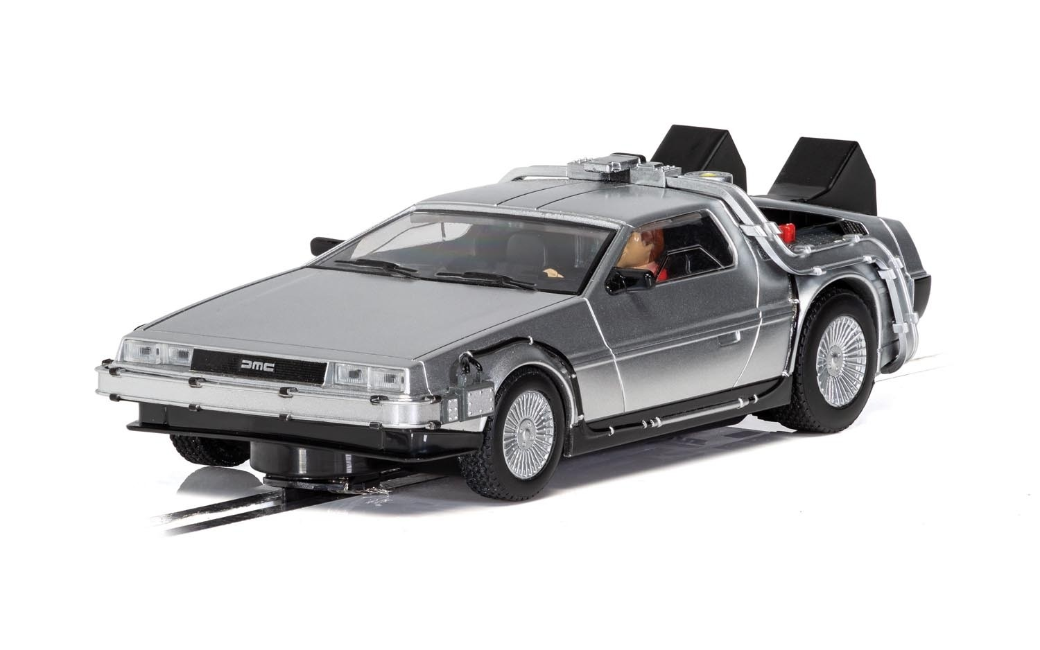 C4117 Scalextric DeLorean, 'Back to the Future'