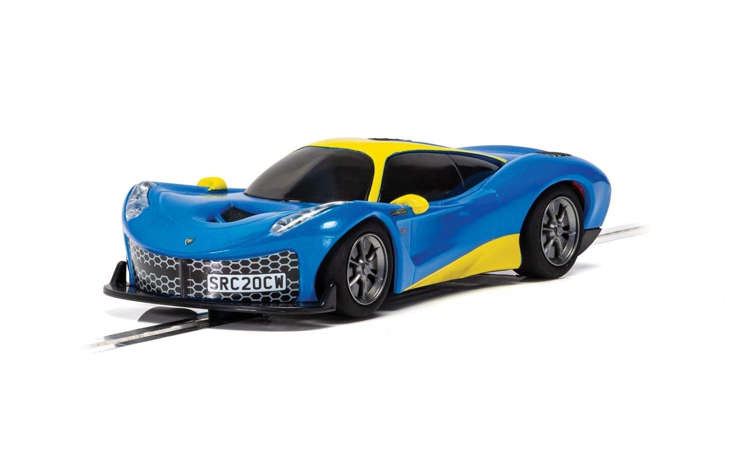 C4141 Scalextric Scalextric Rasio C20, Metallic Blue