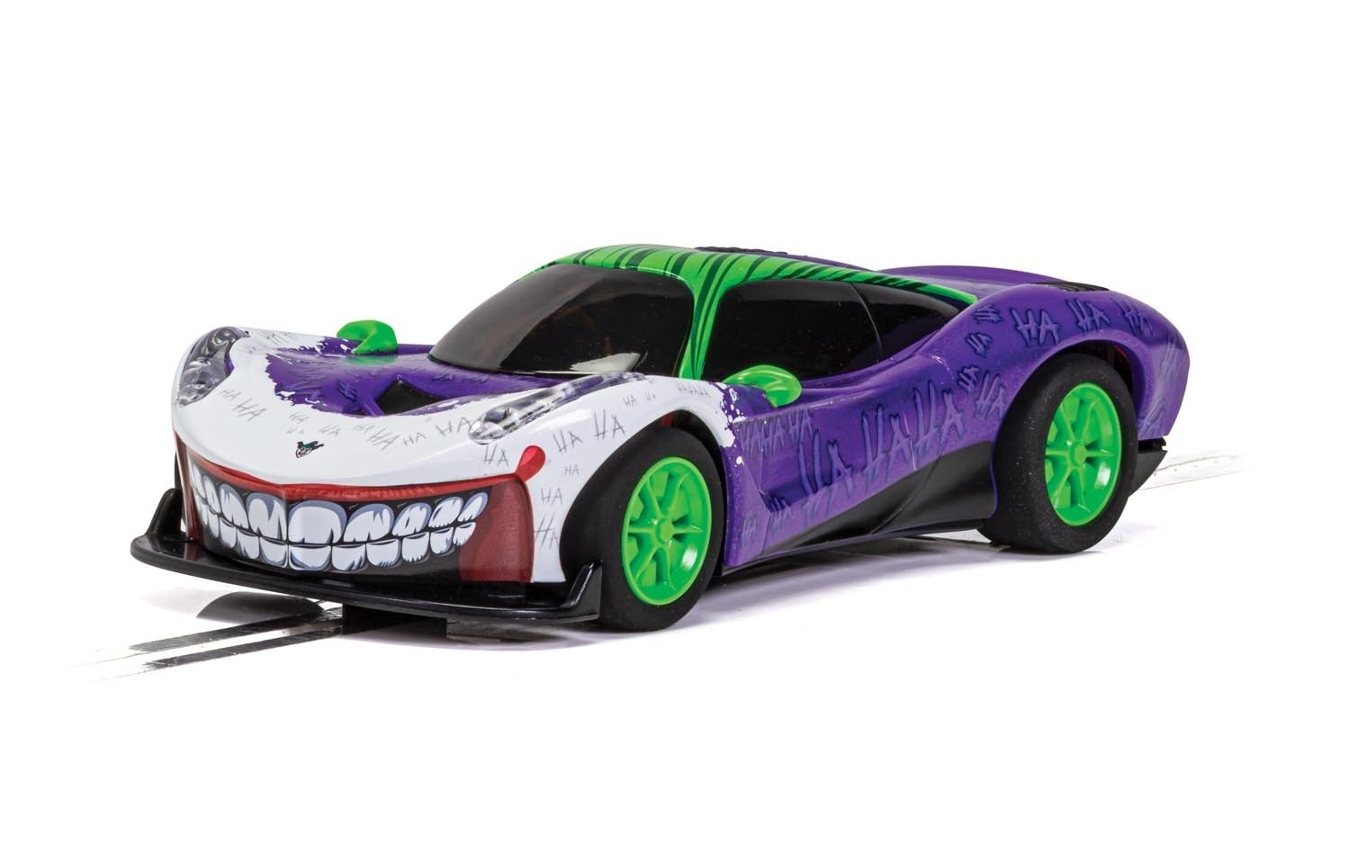 C4142 Scalextric Joker Inspired Car