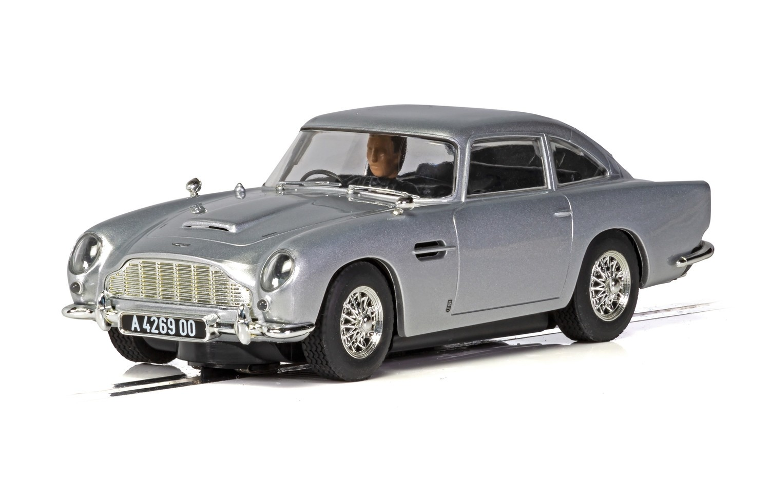C4202 Scalextric James Bond Aston Martin DB5 'No Time to Die'