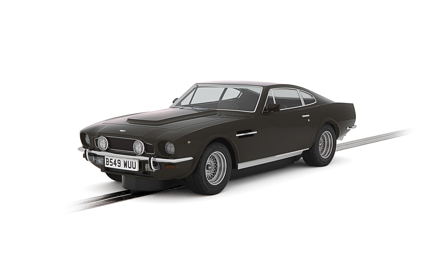 C4203 Scalextric James Bond Aston Martin V8 'No Time To Die'
