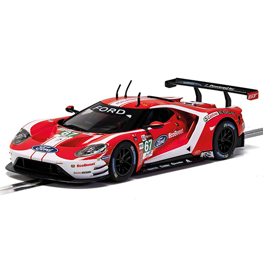 Scalextric C4213 Ford GT GTE Lemans 2019, No.67