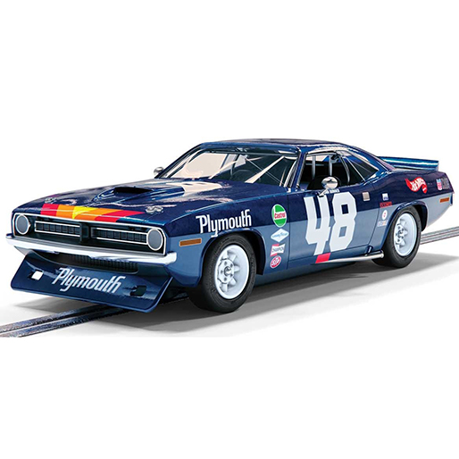 Scalextric C4219 Plymouth Barracuda Trans Am 1970 Dan Gurney