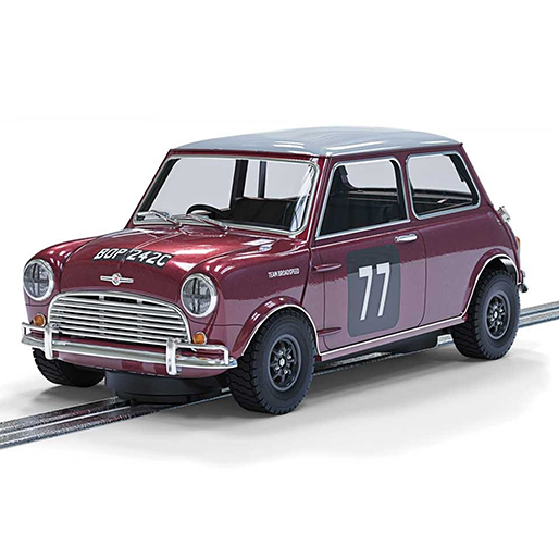 Scalextric C4238 Morris Mini Cooper S, Broadspeed