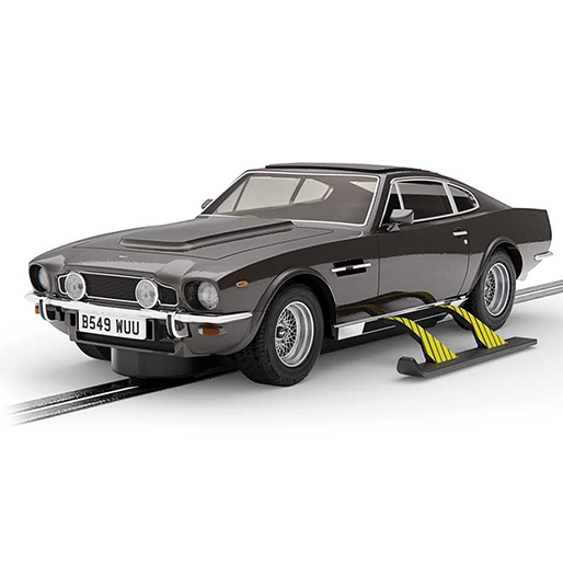Scalextric C4239 James Bond Aston Martin V8 The Living Daylights