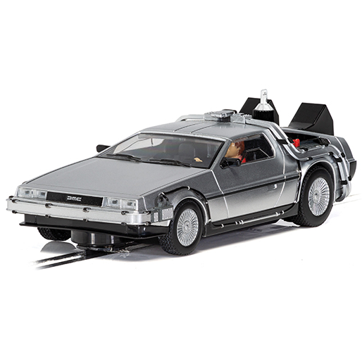 Scalextric C4249 DeLorean 'Back to the Future' Part II