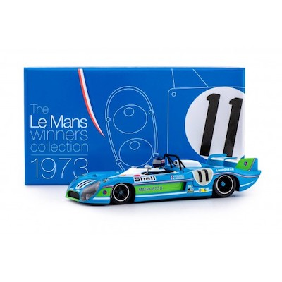 SICW21 Slot.it Matra-Simca MS670B, Le Mans Winner 1973 Ltd. Ed.