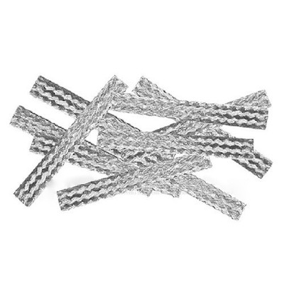 NSR 4849 Super Racing Tin Plated Copper Braids 0.2mm, 10/pk