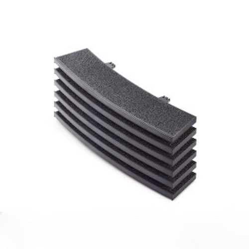 Policar P056-6 Outer Border for R3 Curves, 6/pk