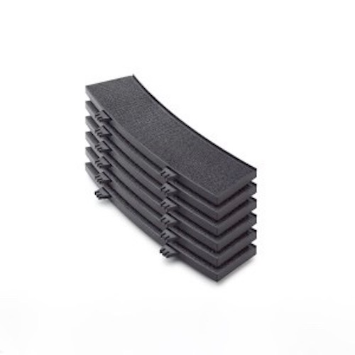 Policar P057-6 Inner Border for R4 Curves, 6/pk
