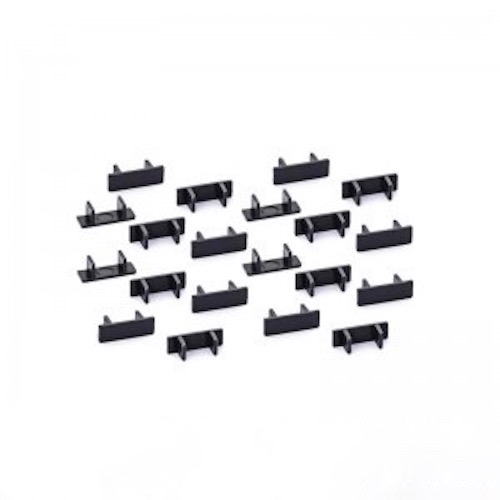 Policar P076-20 Intersection locking clips, 10/pk