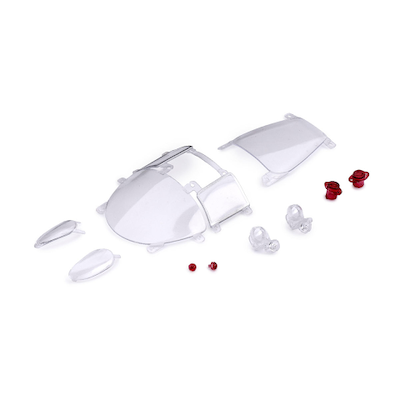PCS06V Policar Ferrari 330 P4/412P Transparent Parts